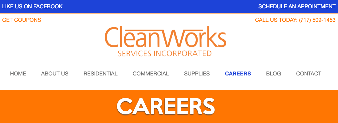 Clean Works Services Incorporated